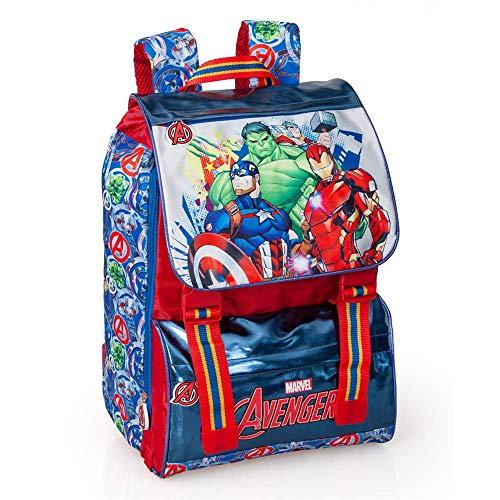 INACIO Zaino Estensibile The Avengers Marvel Scuola Borsa Tempo Libero CM.41x31x20-60312