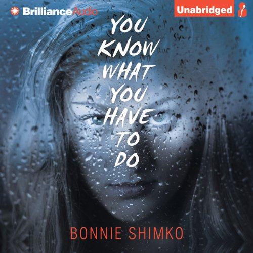 You Know What You Have to Do audiobook cover art