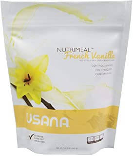 USANA Nutrimeal French Vanilla 1.3 Pounds