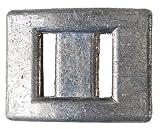 Sommap – Plomo de lastre para cinturón de buceo 2 kg