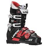 LANGE RX 100 Botas de Esquí, Hombre, Negro/Rojo, 26.5