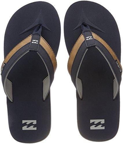 G.S.M. Europe - Billabong All Day Impact, Zapatillas Impermeables para Hombre, Azul Marino 21, 39 EU