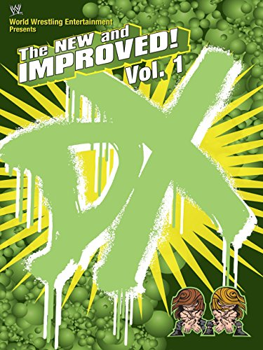 WWE: DX: The New and Improved! Volume 1