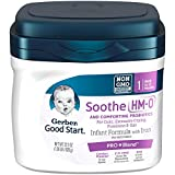Gerber Good Start Soothe (HMO) Non-GMO Powder Infant Formula Stage 1 22.2 oz