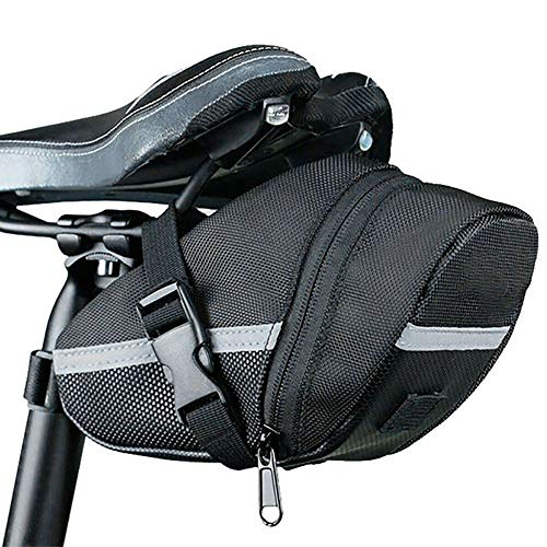 Bicycle Storage Saddle Bag Mountain Bike Seat Cycling Rear Pouch Bags