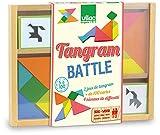 Vilac - 6061 - Jeu De Plateau - Tangram Battle