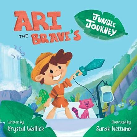 Ari the Brave's Jungle Journey