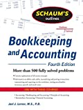 Schaum's Outline of Bookkeeping and Accounting, Fourth Edition (Schaum's Outlines)