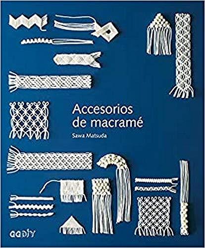 Accesorios de macramé (GGDiy)