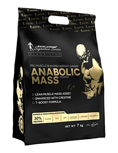 Kevin Levrone Black Line Anabolic Mass 7kg - Snickers - MUSKELMASSE - BULK - PROTEIN