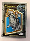 2020 Topps Star Wars Holocron Series Commemorative Creature Patch NonSport STANDARD SIZED TRADING CARD #NNO Han Solo - Tauntaun Relic