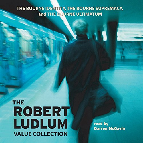The Robert Ludlum Value Collection audiobook cover art