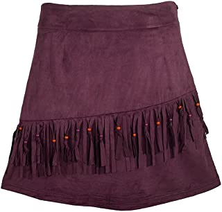 92f7c98bdd8cc3 Amazon.fr : Jupe A Frange : Vêtements