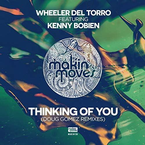 Wheeler del Torro feat. Kenny Bobien