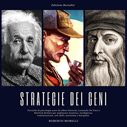 Strategie dei Geni copertina