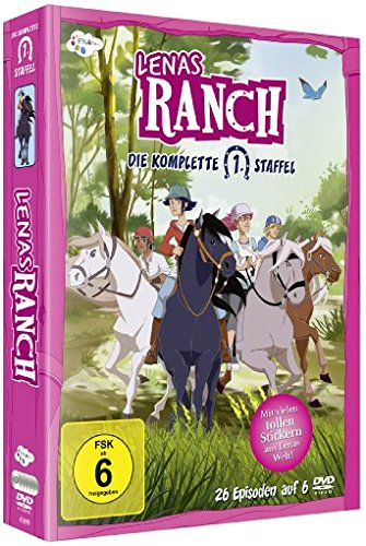 Lenas Ranch - Die komplette 1. Staffel