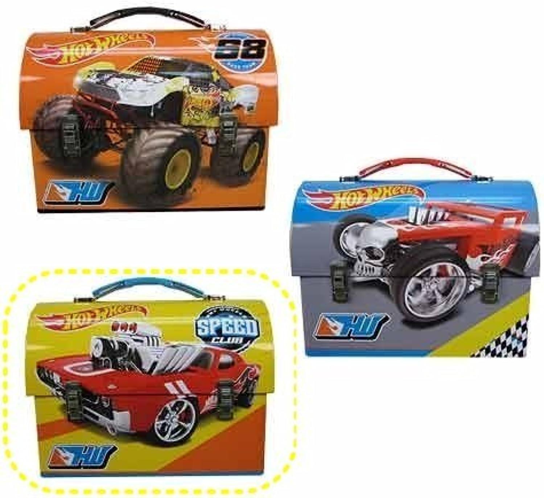 Hot Wheels Large Worksmans Tin Box
