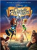 Disney Affiche Cinéma Originale Grand Format - Clochette Et La Fée Pirate (Format 120 x 160 cm pliée)