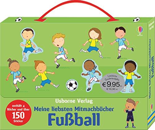 Meine liebsten Mitmachbücher: Fußball