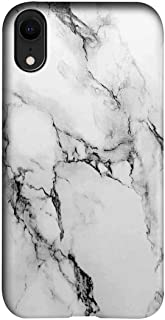 Macmerise IPCIXRPSM2456 Marble White Luna - Pro Case for iPhone XR - Multicolor (Pack of1)