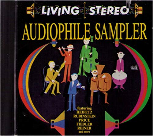 Price comparison product image Living Stereo Audiophile Sampler