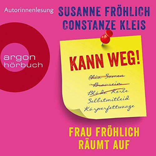 Kann weg! Frau Fröhlich räumt auf Titelbild