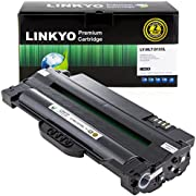 LINKYO Compatible Toner Cartridge Replacement for Samsung MLT-D105L (Black)