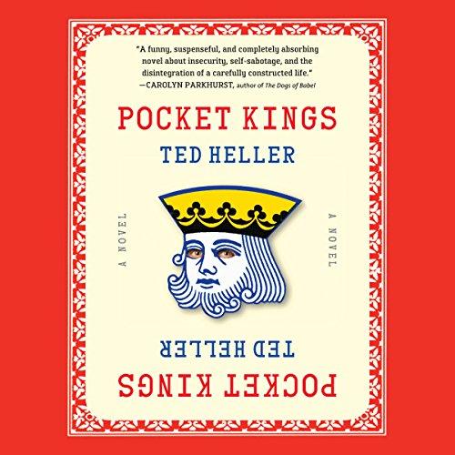 Pocket Kings audiobook cover art