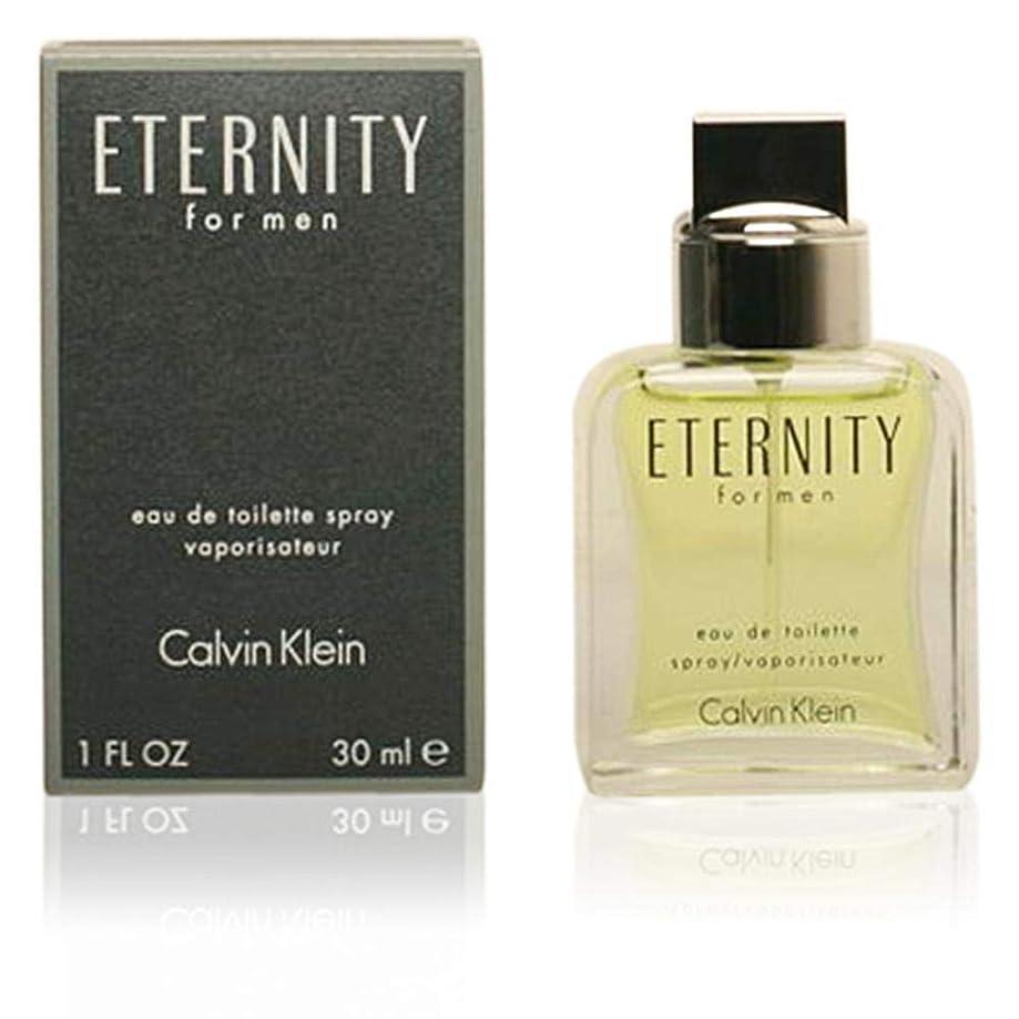 キャンペーン追い越す船形Eternity for Men by Calvin Klein Eau de Toilette Spray 200ml
