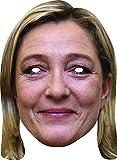 Générique - MA1222 - Masque Marine Le Pen - Carton - Taille Unique