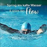 """Sportastisch Schwimmbrille """"ProSwim"""" mit auswechselbar Nasensteg (3 STK.) für Wasserdichten & individuellen, Bonus E-Book & bis zu 3 Jahren Garantie mit SPITZENSPORTLER EMPFEHLUNG* - 8"""