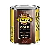 Cabot 140.0003473.005 Gold Finish Stain, Quart, Moonlit Mahogany