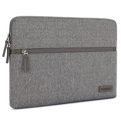 DOMISO 12,5-13 Inch Laptophoes Notebookhoes Laptoptas Canvas Stof voor Tablets / Apple 13