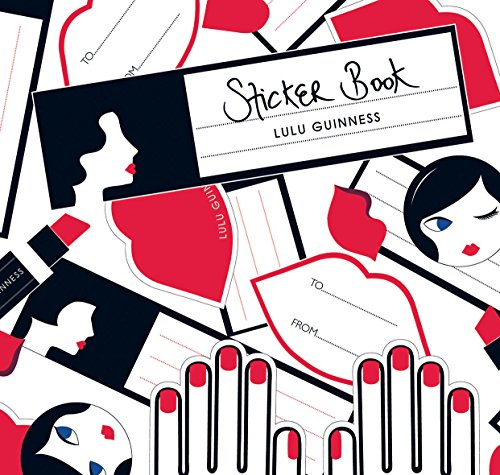 Lulu Guinness: Stickers and Labels
