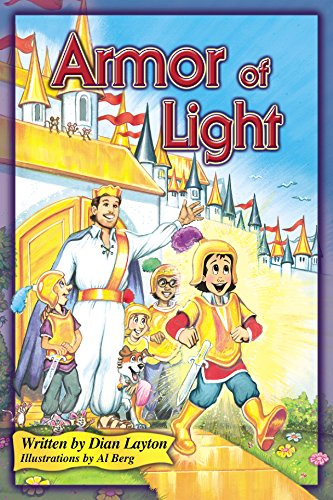 Armor of Light: (Adventures in the Kingdom) (Volume 6) (English Edition)