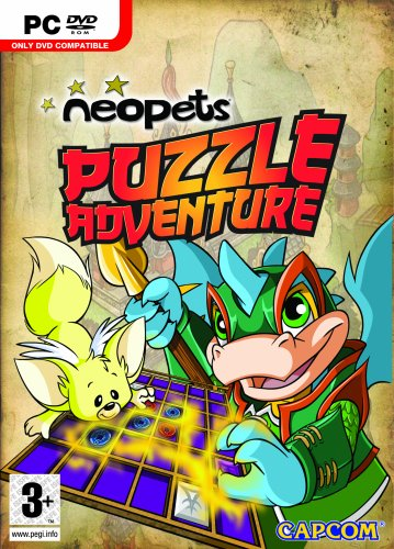 Neopets Puzzle Adventure Game PC