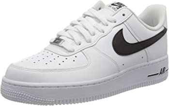 air force one bianche e nere uomo