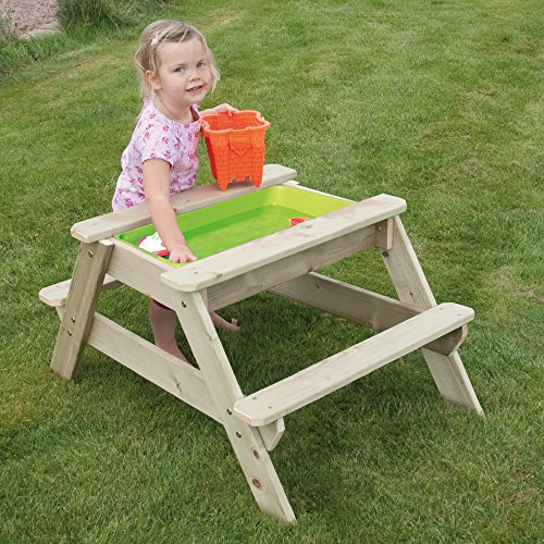 TP 285 - Early Fun Picknicktafel met zandbak