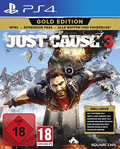 Just Cause 3 Gold Edition [Importación Alemana]