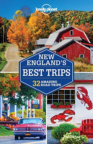 New England US Travel Books