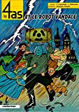 Les 4 as, tome 32 - Les 4 as et le robot vandale