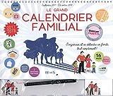 Le grand calendrier familial - Septembre 2017-Décembre 2018