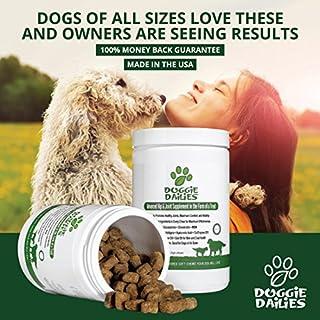 اسعار Doggie Dailies Glucosamine للكلاب: 225 Soft Chews