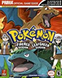 Pokemon Fire Red & Leaf Green - Prima Official Game Guide