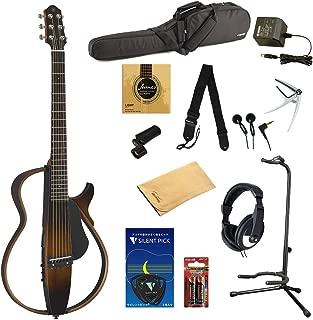 YAMAHA SLG200S TBS サイレントギター13点セット アコースティックギター ヤマハ