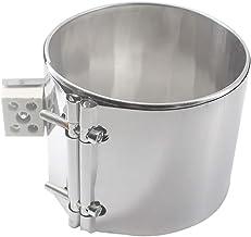 JIAN Elektrisch verwarmer Element Roestvrij staal 110mm binnendiameter 50/80/100 / 110mm Hoogte Keramische bandverwarmer F...