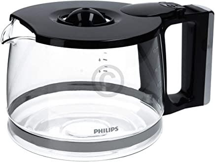 Original Glaskrug cafetière philips HD 7919 F machine à café Gourmet 5400 5405