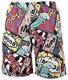 Prefer To Life Men's Board Shorts Fashion Swimwear 100% Polyester...