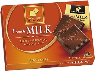 森永製菓 カレ・ド・ショコラ<フレンチミルク> 21枚×6個
