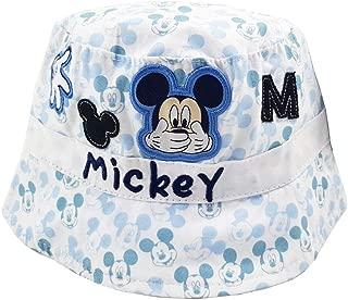 Disney 305879 Cappello Saetta MC Queen Cars Modello Pescatore graficamente Decorato MWS 50, Blu